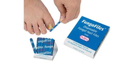 Fungafiles Nail File